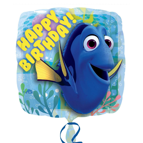 Finding Dory Happy Birthday